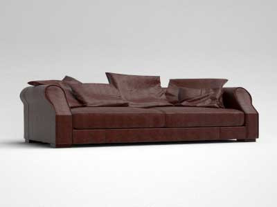 Couch Longhi Rubens