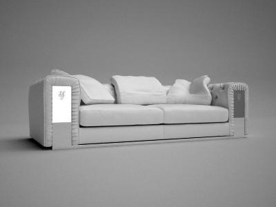 Sofa Chester Vilon middle size