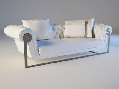 Sofa Chester Dudley middle size