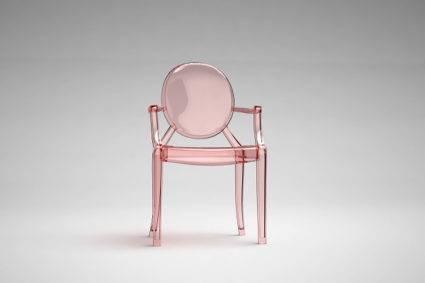 Kartell Lou Lou Ghost Dining Chair