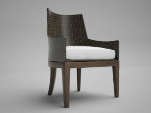 UMBRIA ARM CHAIR