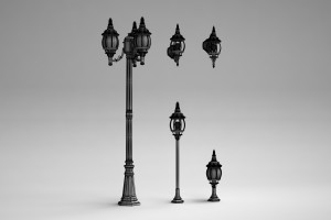 EGLO OUTDOOR TRADITIONAL LIGHTING