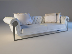 Sofa Chester Dudley big size