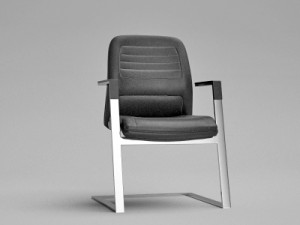 Neo guest chair