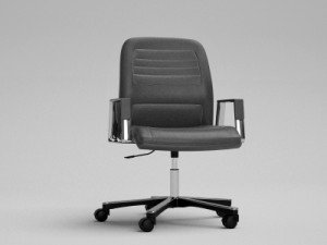 Neo guest chair BFC