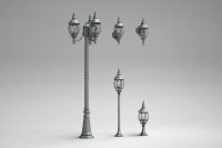 EGLO OUTDOOR TRADITIONAL LIGHTING 4