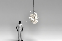 Porca Miseria Hanging Lamp 1