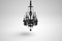 THE CLUMBER PARK CHANDELIER 3