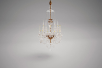 THE CLUMBER PARK CHANDELIER 1