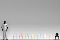Kartell Lou Lou Ghost Dining Chair 4