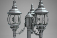 EGLO OUTDOOR TRADITIONAL LIGHTING 3